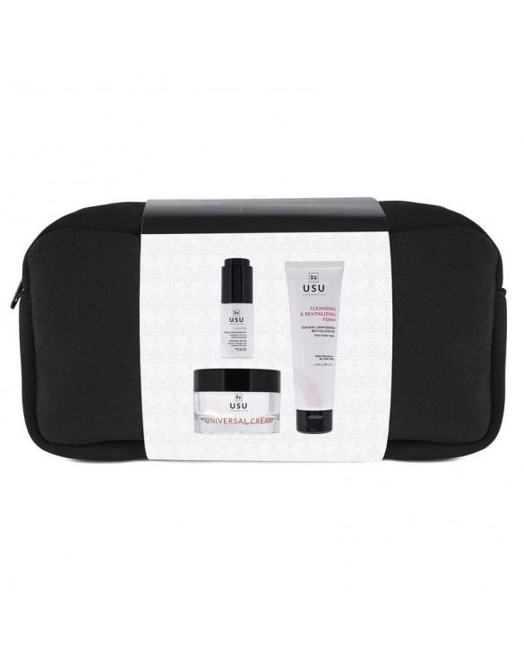 Usu Cosmetics Neceser Rutina Limpieza + Sérum + Crema