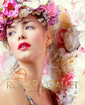 Un universo aromático con Roger&Gallet